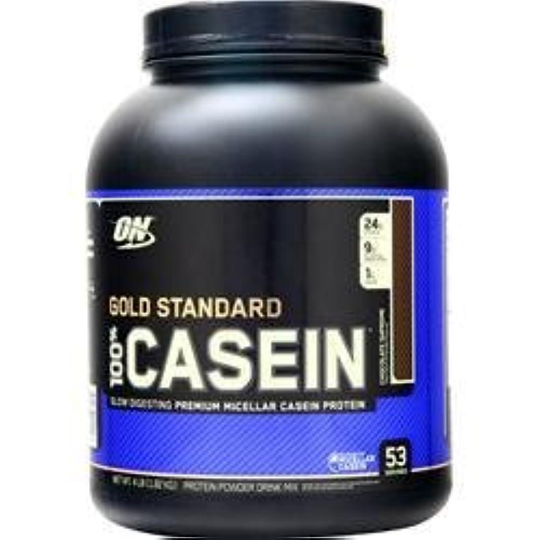 チチカカ湖恨み兵器庫Optimum Nutrition 100% Casein Protein Gold Standard 4 lbs Chocolate Supreme [並行輸入品]