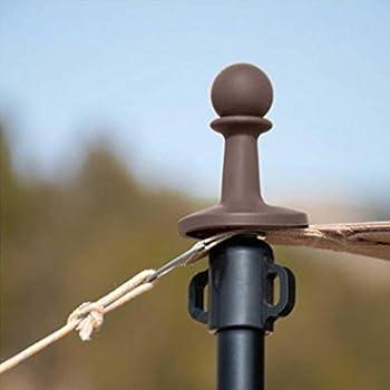 Casquette de protection contre la foudre Casquette de tente de camping Casquette de protection contre la foudre utile Casquette de protection contre la foudre