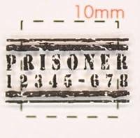 PRISONER【スタンプ ネイルシール】/1シート6枚入