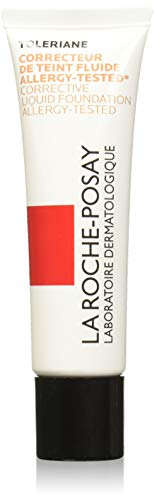 La Roche Posay Toleriane Teint Fondo Maquillaje Corrector Fluido SPF25, 15 DORE, 30 ml