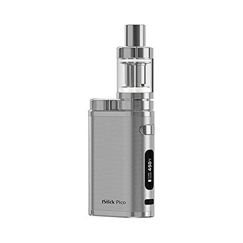 Eleaf 【正規品】iStick Pico+MELO3mini kit【sony vtc4電池付】(ブラッシュドシルバー)