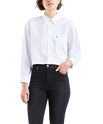 Levi's Shirt Selah Wit Vrouw L Wit