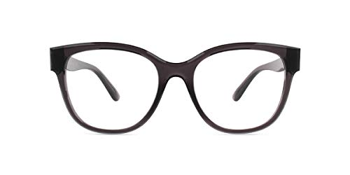 Dolce & Gabbana Damen Brillengestelle 0DG5040, Grau (Transparente Grey), 54