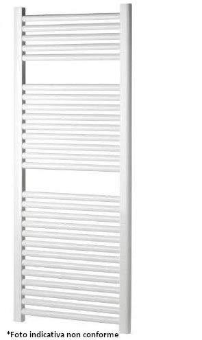 ERCOS Scaldasalviette bagno bianco 120x50 cm - OPERA