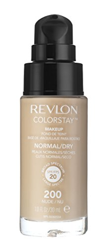 Revlon Colorstay Pump 24HR Make Up SPF20 Norm/Dry Skin 30ml - 200 Nude