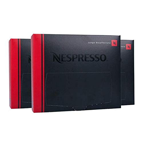 Nespresso* Pro Lungo Decaffeinato, 50 Kapseln 3er Pack