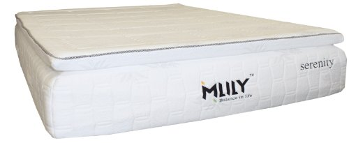 "Comfortable Memory Foam 13"" Pillow Top Quality Affordable Mattress (Cal King)"