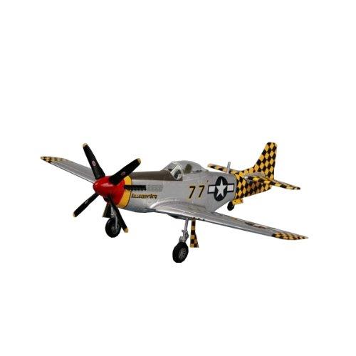 Easy Model 36303 P-51D Mustang IV 319FS 325FG Italy 1945 1:72 Plastic Model