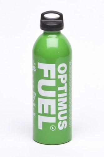 Optimus Fuel Bottle with Child Rare Cap 1-Liter Safe New item Holds 890ml