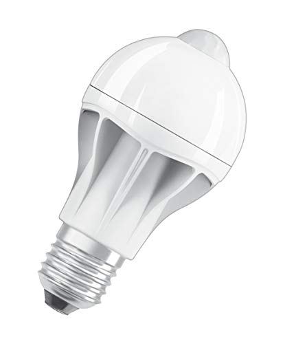 OSRAM PARATHOM MOTION SENSOR CLASSIC A 60 9 W/827 E27 230VFR LED-Speziallampen mit Bewegungssensor 806lm 2700K 25000h