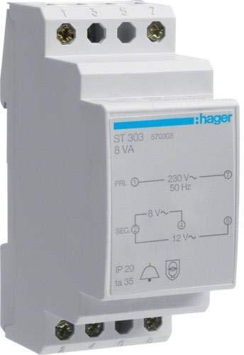 Hager ST303 - Elektrogehäusezubehör (230 V)