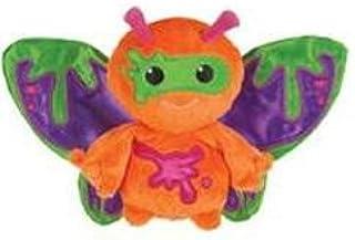 Webkinz Plush Zumbuddy Zami Orange With Green Wings by Webkinz