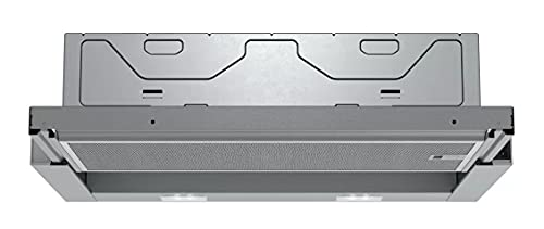 Siemens LI63LA526 iQ100 Flachschirmhaube / LED-Beleuchtung / Angenehm leiser Motor