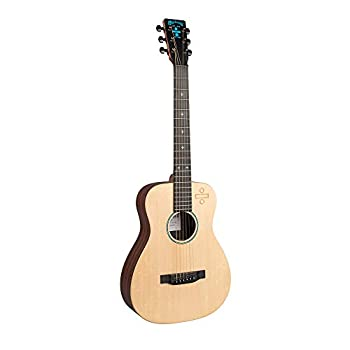 "This is the Ed Sheeran's Signature Model ""Divide"" of Little Martin in Natural Finish with Gig Bag"