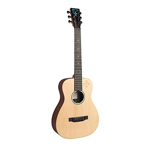 Martin Guitars Martin Ed Sheeran Signature Edition Acoustic-Electric Guitar with Gig Bag, Spruce and Mahogany HPL Construction, Modified 0-14 Fre