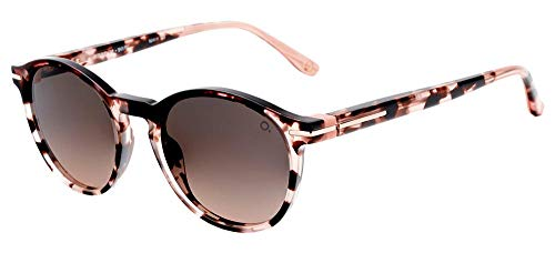 Etnia Barcelona Gafas de Sol AVINYO 20 Pink Havana/Brown Shaded 51/19/143 unisex