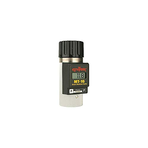 Sensor-1 A-AGT-MT-16 Grain Moisture Tester, Black