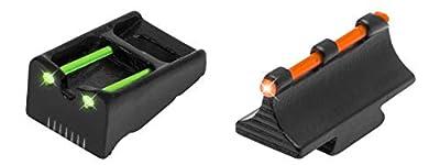 TRUGLO TG110W Fire Sight Fiber Optic Remington Shotgun/Rifle Sight