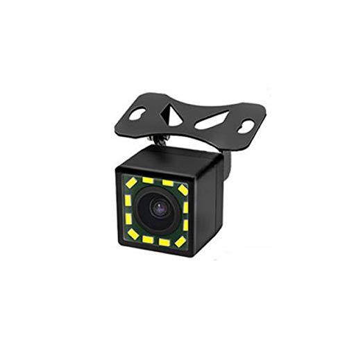 Qwjdsb Intelligent Dynamic Trajectory Tracks Rear View Camera HD CCD Reverse Backup Camera Auto Reversing Parking Assistance