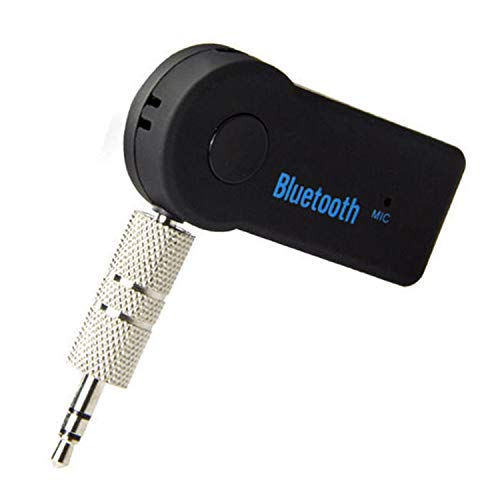 Wireless Bluetooth Music Receiver Adapter Audio Stereo da 3,5 mm A2DP Music Streaming Car Kit per auto AUX IN Home Speaker MP3