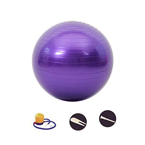 SENDILI Balón de Pilates - Fitness Pelota de Ejercícios Incluye Bomba Resistente...