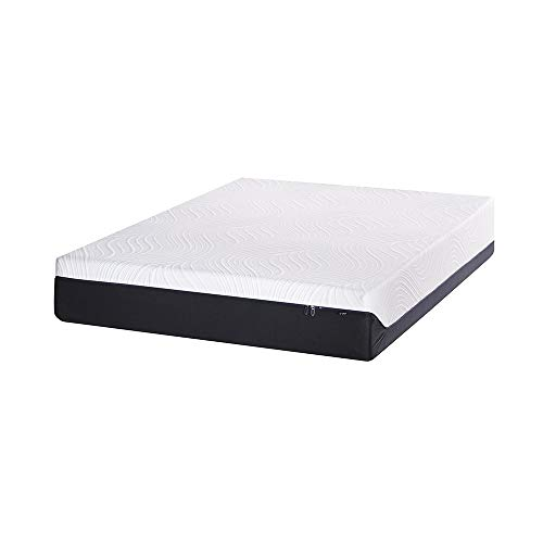 Buy Discount YISHENG Medium Plush Comfortable 12 Inches Gel Memory Foam Mattress(42.1320.4720.08inches)
