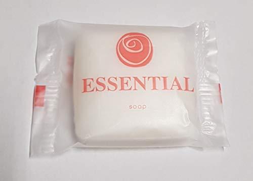 Essential Lot de 400 savons uniodose Flow Pack 20 g