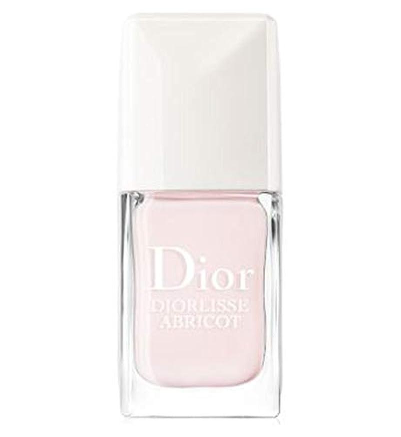 岸ウィザード輝度[Dior ] ピンクの花びらの10ミリリットルで完成ネイルケアを平滑化Abricot Diorlisse - Diorlisse Abricot Smoothing Perfecting Nail Care In Pink Petal 10Ml [並行輸入品]