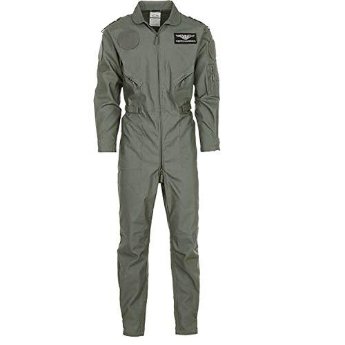 FOSTEX Garments Flieger-Overall für Kinder XL (158-164)