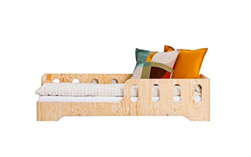 Cama infantil Montessori, mueble infantil, cama infantil, cama con somier