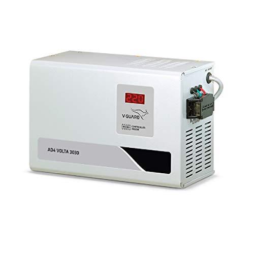V-Guard AD4 Volta 3030 Stabilizer for 1.5 Ton AC (Working Range: 150V-290V)