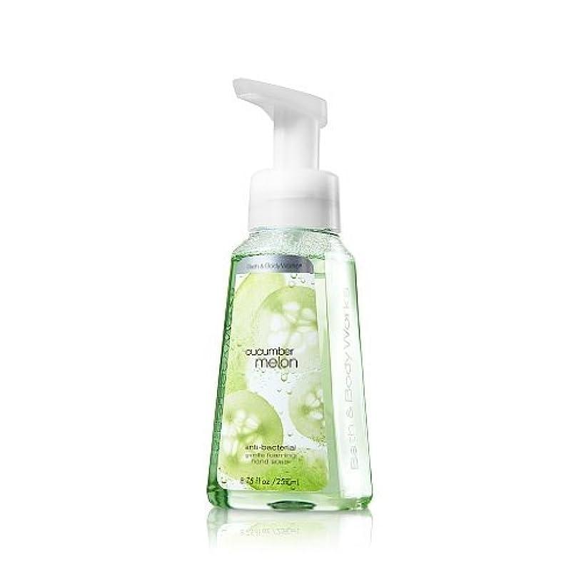 フィッティング偏心本質的ではないバス&ボディワークス キューカンバーメロン ジェントル フォーミング ハンドソープ Cucumber Melon Gentle Foaming Hand Soap [海外直送品]
