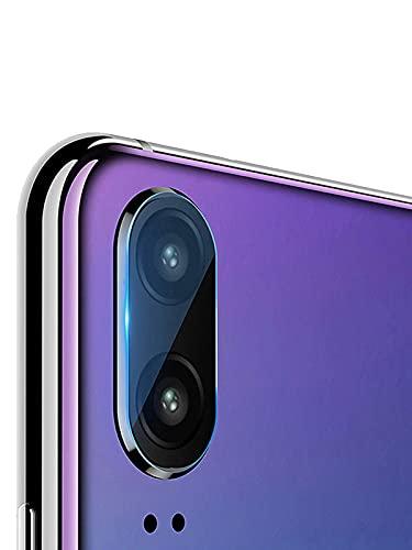 Todotumovil Protector de Camara Huawei P20 Pro Cristal Templado Vidrio para Lente del movil