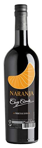 Vino dulce de Naranja Cruz Conde 750ml