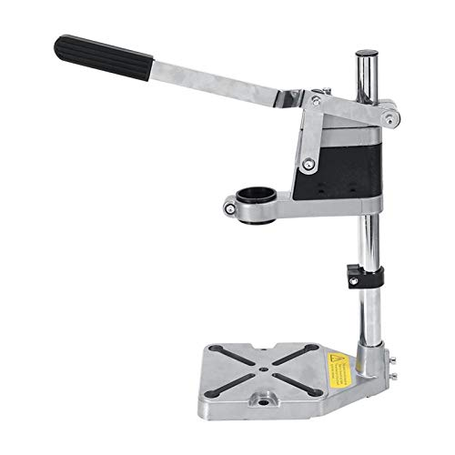 TO-WWENXINHZ Adjustment Drill Bench Press Stand Tool Workbench Pillar Pedestal Clamp (Color : A)