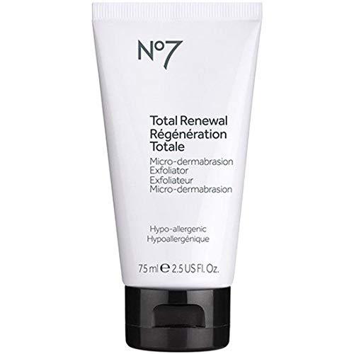 No7 Total Renewal Micro-dermabrasion Exfoliator 2.5 fl. oz.