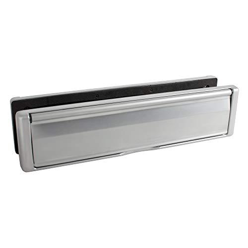 Avocet Affinity Briefschlitz/Einwurfblende, 30,5cm, hochwertig, strapazierfähig, UPVC für Holztüren, .