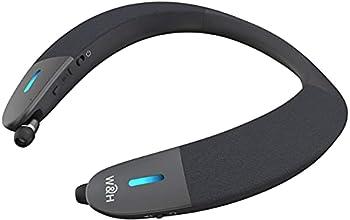 BeHear Proxy Wireless Bluetooth Neck Speaker Personal TV Listening System & Speakerphone for Seniors