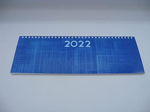 Notabene - Agenda Settimanale, Planning da tavolo 2022 - F.to 29,8 x 10,7 cm