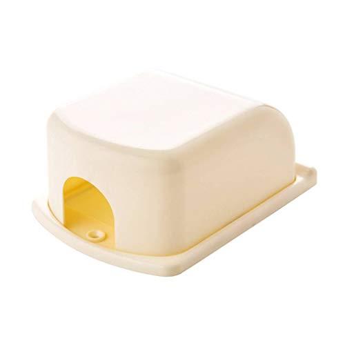 Praktische Plastic baby Anti-stopcontact Cover waterdichte stof-Switch Protection Box
