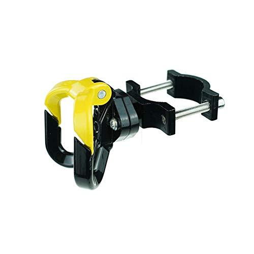 GCDN Gancho frontal para patinete de aleación de aluminio resistente para colgar...