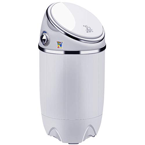 Washing Machine, Top Loading Semi-Automatic Clothes Washer With Dehydration, Washing Capacity 3.5kg, Energy-Saving Portable Mini