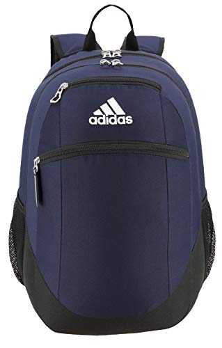 adidas Unisex Striker II Team Backpack, Team Navy Blue, One...