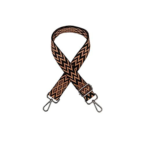 Tracolla larga 3,8 cm 80 cm-135 cm Cinghie per borse regolabili Cinghie a tracolla per borse Cintura di ricambio Tela Borsa a mano