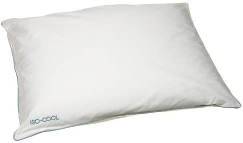 Amazon.com: Iso Cool Memory Foam Pillow, Traditional Shape