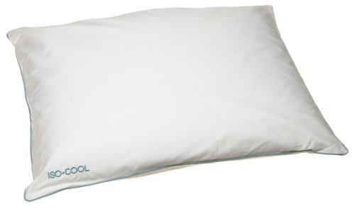 Iso-Cool Memory Foam Pillow, Traditional Shape, Standard