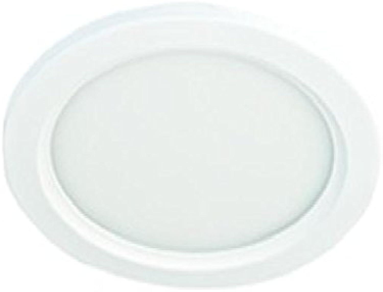 Brumberg Leuchten LED Einbaupanel 12017073 11W 24V Alu ws schwarz+Weiß Decken- Wandleuchte 4250047766353