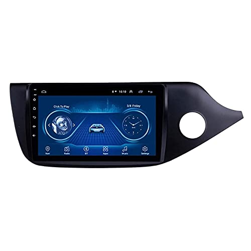 9 Pulgadas Touch Screen Car Stereo Multimedia Player para KIA CEED RHD 2012-2016, FM/Bluetooth/WiFi/SWC/Mirror Enlace/Cámara De Vista Trasera,8 core-4G+WiFi: 1+16G