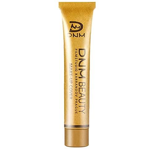 Maquillaje Corrector Cobertura Total Fundación Suave Corrector en Crema de 14 Colores de Maquillaje líquida Cubierta Corrector Larga duración Base Oferta de la Piel cosméticos de Color