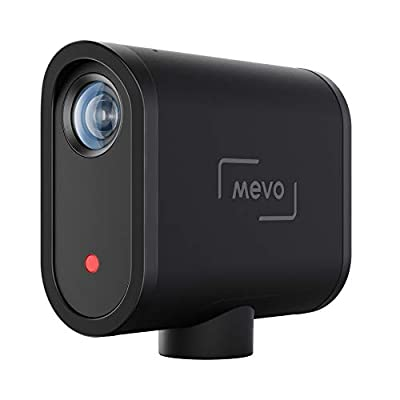 Mevo Start, The All-in-One Live Streaming Camera. Wirelessly Live Stream in 1080p HD and Remote Control with Dedicated iOS or Android App from Mevo